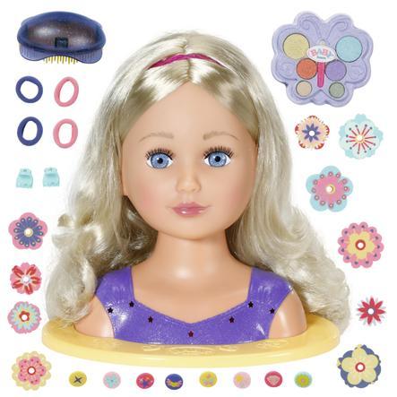 Zapf Creation® BABY born® Sister Styling Head Frisierkopf