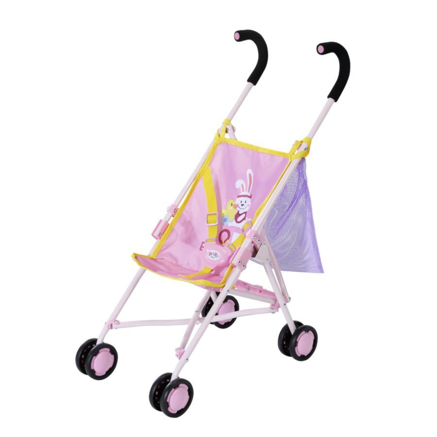 Zapf BABY born kočárek pro panenky s taškou