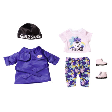 Zapd Creation BABY born Deluxe Cold days set 43 cm