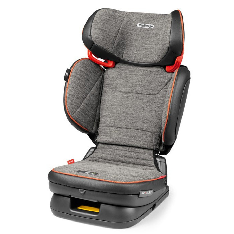 Peg Perego Kindersitz Viaggio 2/3 Flex Wonder Grey