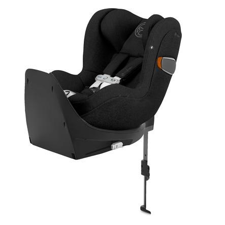 cybex PLATINUM Kindersitz Sirona Zi i-Size Plus inklusive Sensorsafe Deep Black