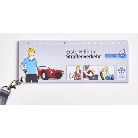 kleiner Retter Erste Hilfe im Straßenverkehr