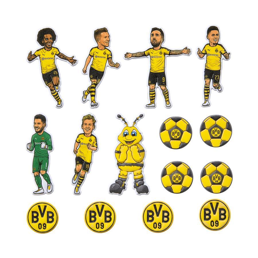 BVB 3D-Spieler-Sticker