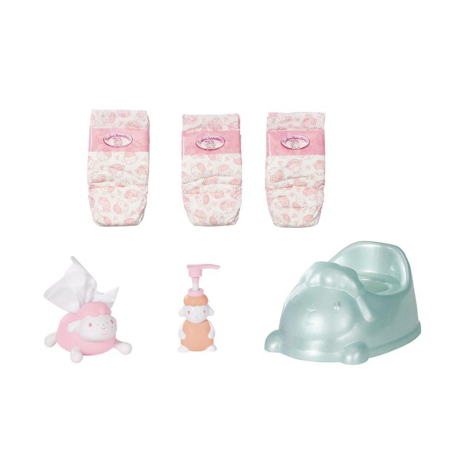 Zapf Creation Baby Annabell® Töpfchen Set