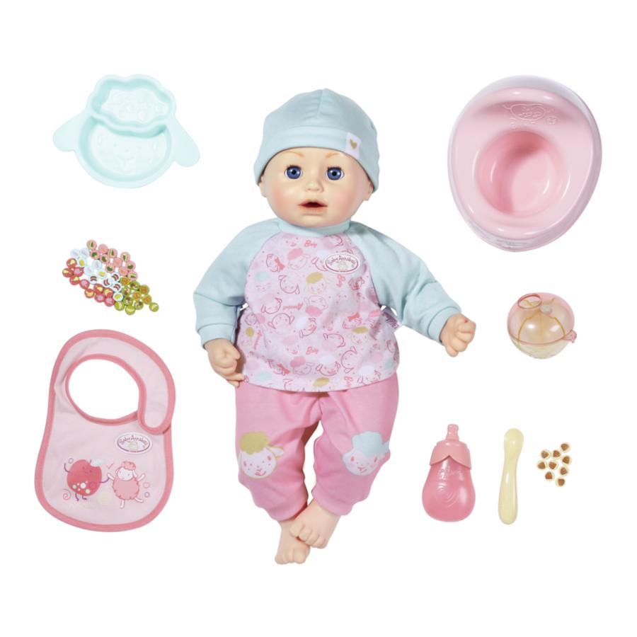 Zapf Creation  Baby Annabell® feeding fun, 43 cm