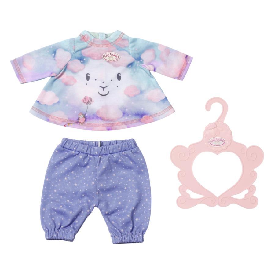 Zapf Creation Baby Annabell® Sweet Dreams Nachthemd 43 cm