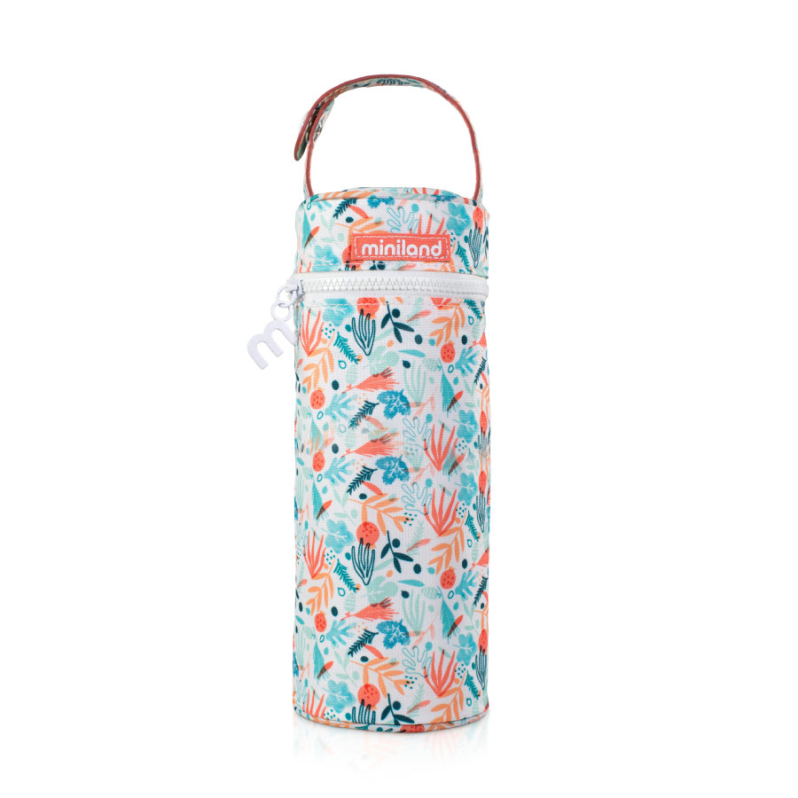 miniland Worek ocieplający do butelek dla niemowląt i kolb termosu w kolorze termibagu 350 ml