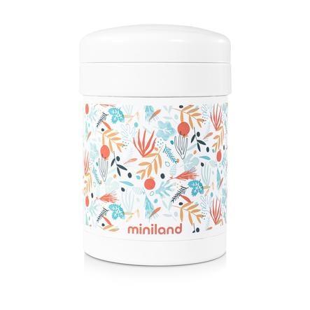 Miniland Matbeholder termisk farget 700 ml