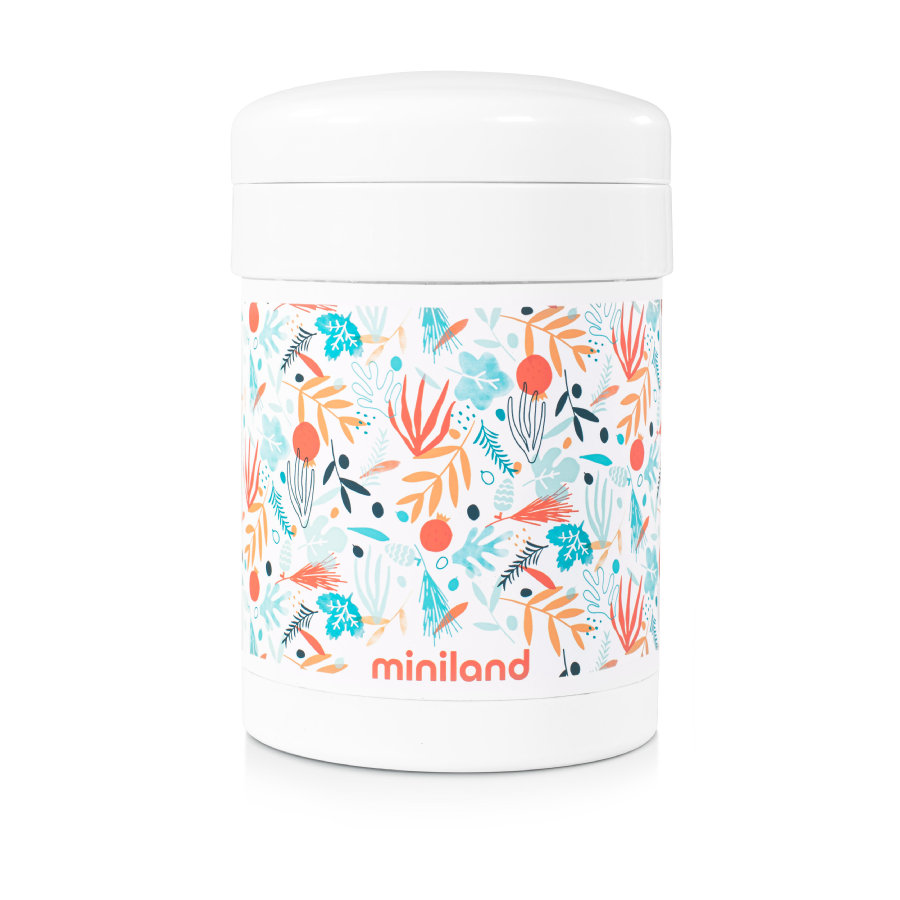 miniland Nahrungsbehälter thermetic bunt 700 ml