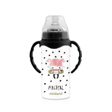 miniland thermos bottle thermobaby magic al 240 ml