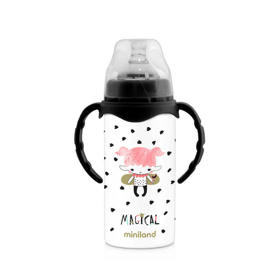 miniland Thermosflasche thermobaby magical 240 ml