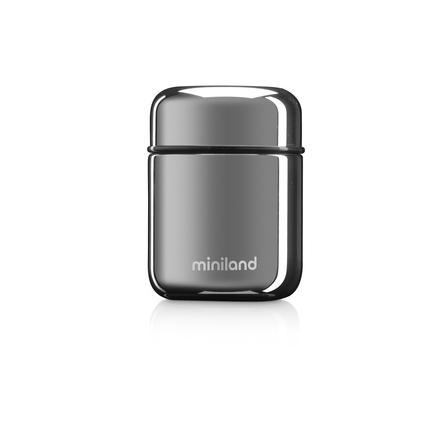 miniland minitermos i Permium Finish Deluxe Silver