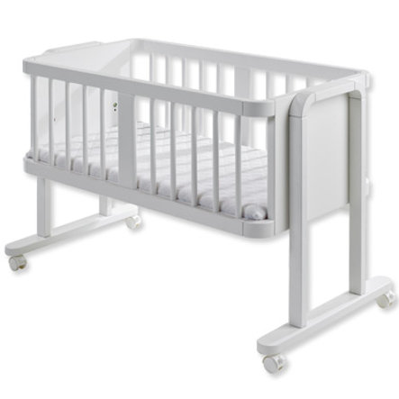 GEUTHER Lettino co-sleeping ALADIN bianco