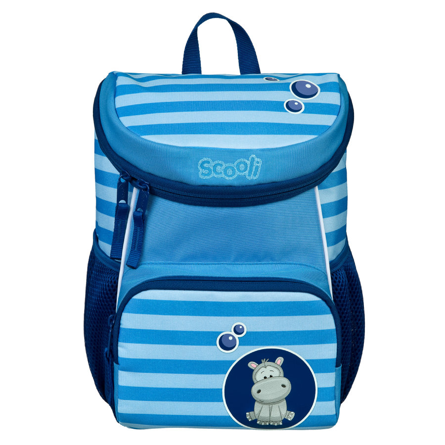 Scooli Mini-Me Kindergartenrucksack Henri Hippo