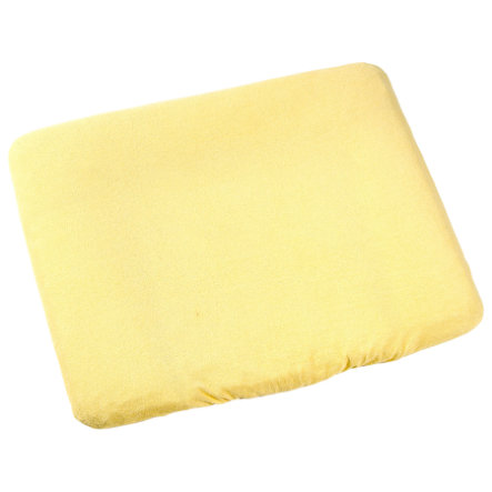 ODENWŽLDER Potah na prebalovací podložku z froté,  75x85cm, žlutý