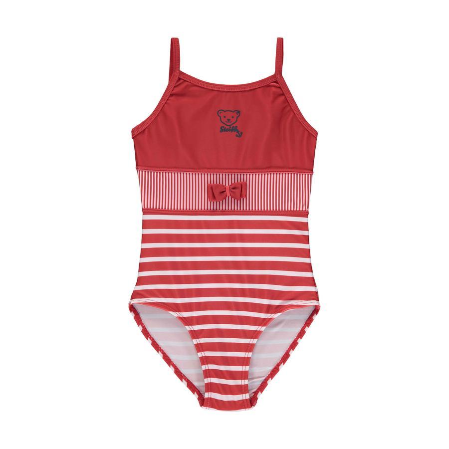 Steiff Costume da bagno, rosso tango