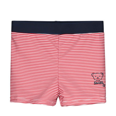 Steiff wanna shorts , czerwień tanga