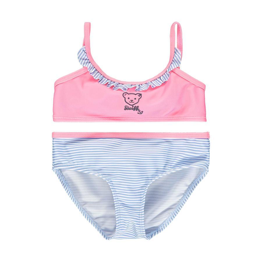 Steiff Bikini, rosa nejlikor