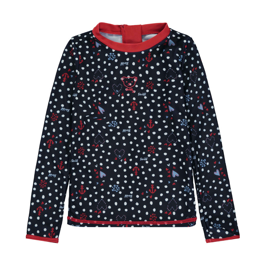 Steiff Koszulka UV, black irys