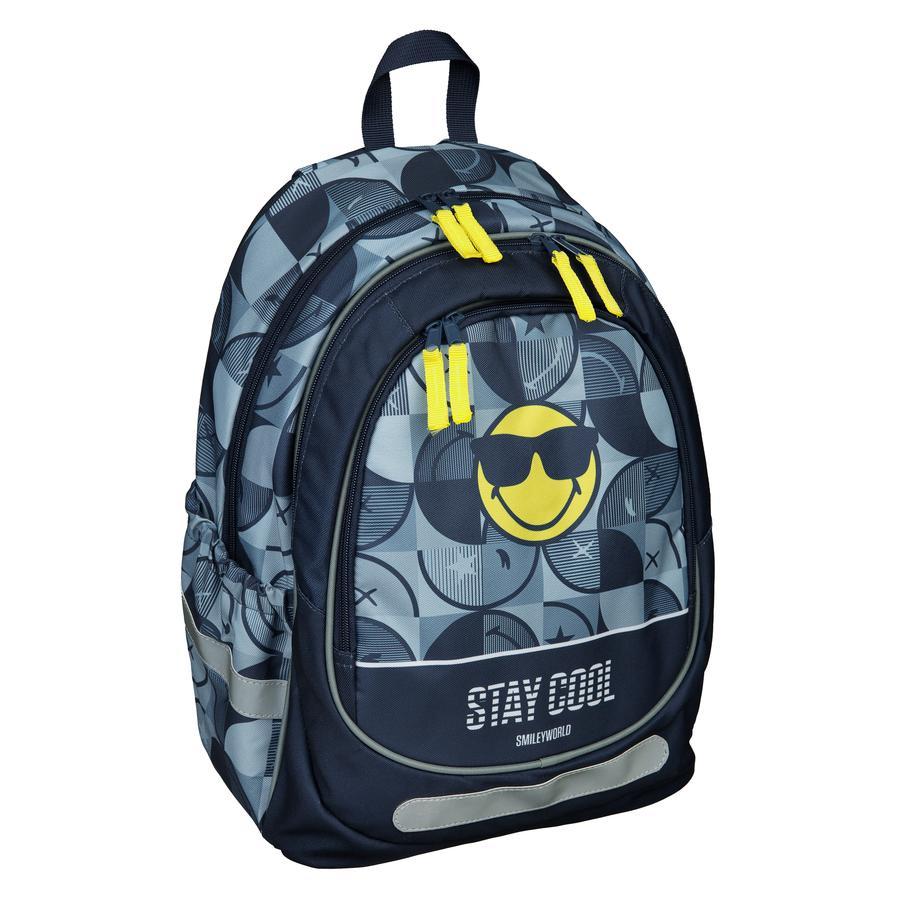 SOUS-COUVRIR Scooli le sac à dos de l'école Smile