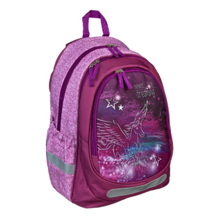SOUS-COUVERTE Scooli sac à dos scolaire Pegasus