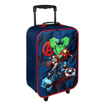 Undercover Kinder-Trolley Avengers
