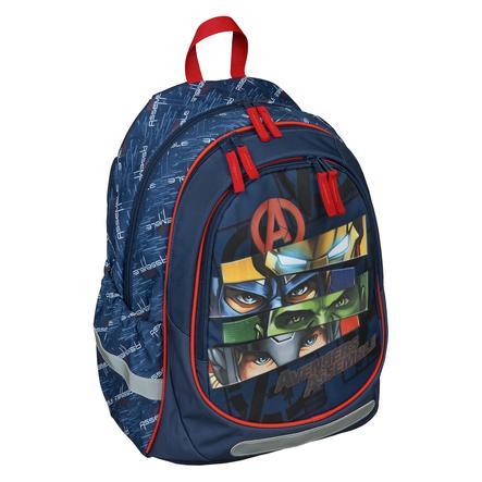 SOUS-COUVERTRE le sac à dos de l' Scooli école Avengers