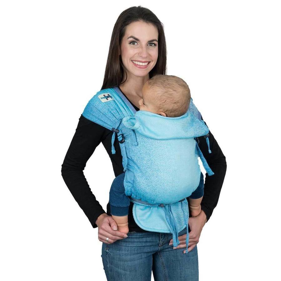 Hoppediz Porte-bébé Hop-Tye Buckle Perth bleu