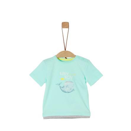 s.Oliver T-Shirt light mint
