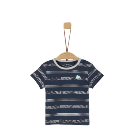 s.Oliver T-Shirt navy