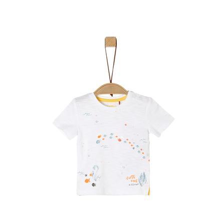 s. Oliver T-skjorte hvit