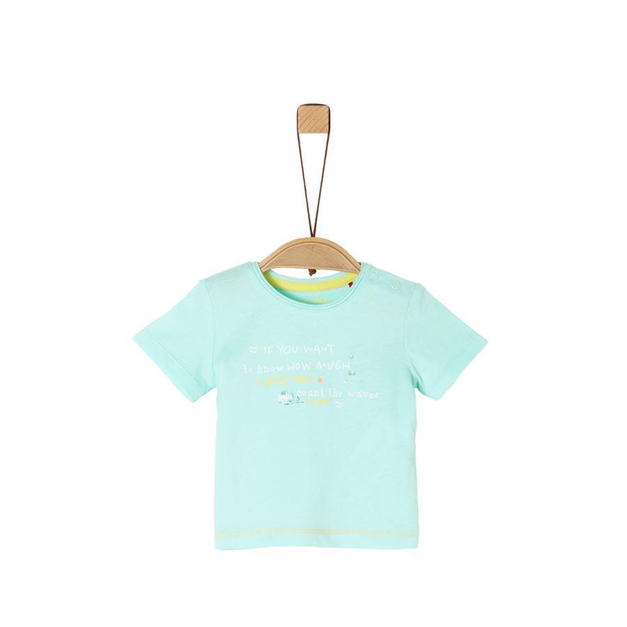 s. Oliver T-skjorte lett mynte