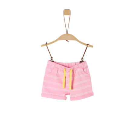 s.Oliver Sweatshort light pink