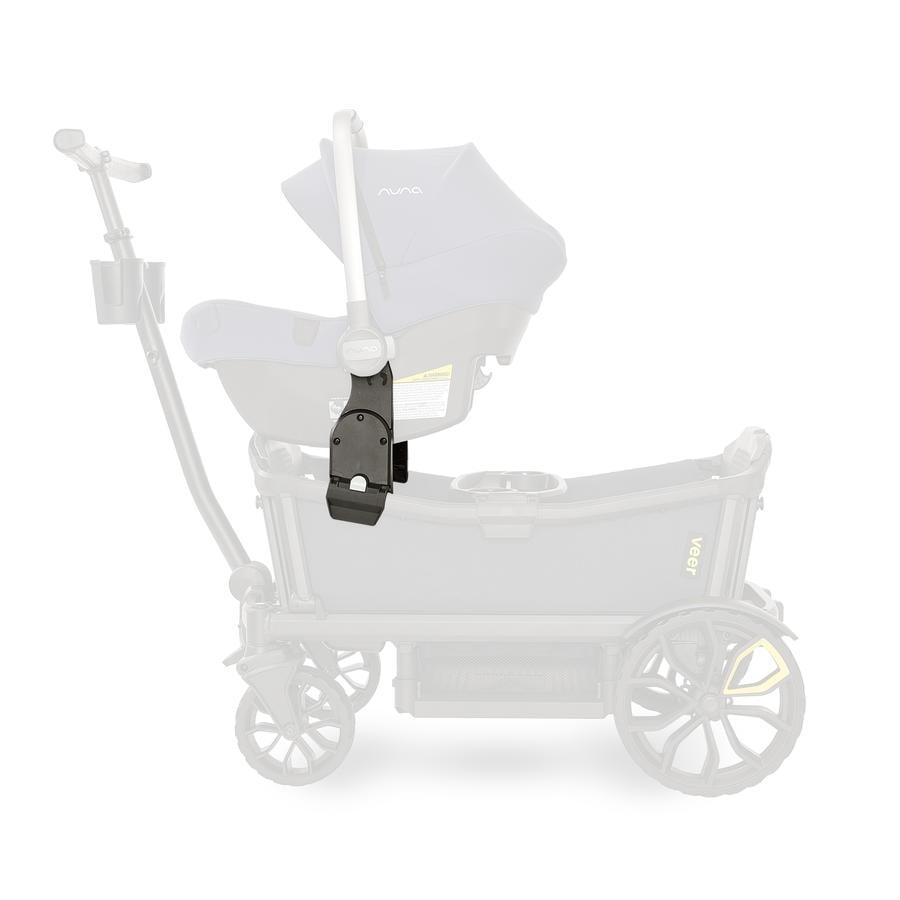 Veer Adaptateurs cosy pour chariot enfant cybex, Maxi-Cosi, Nuna