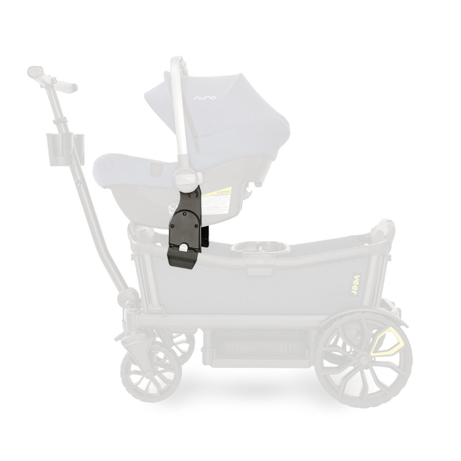 Veer adaptér na autosedačky  (Cybex / Maxi-Cosi / Nuna)