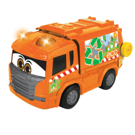DICKIE Toys Happy Garbage Collector