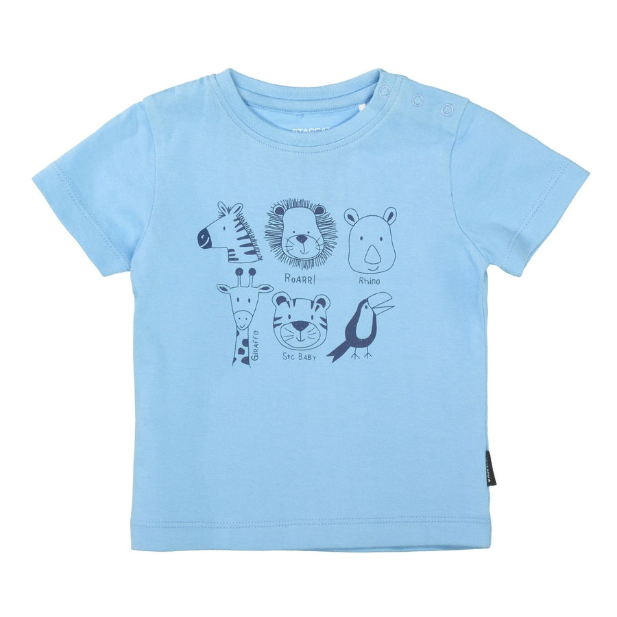 STACCATO  T-Shirt aqua