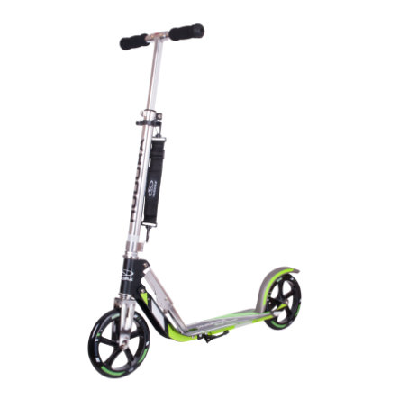 HUDORA Big Wheel GS 205, sort/grøn 14695/01
