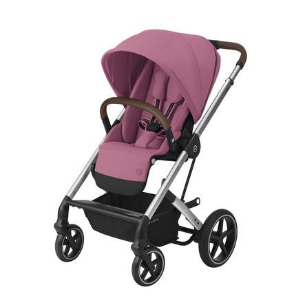 cybex GOLD Kinderwagen Balios S Lux Silver Magnolia Pink