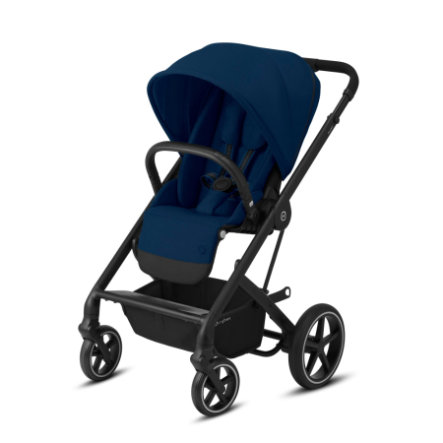 cybex GOLD Kinderwagen Balios S Lux Black Navy Blue