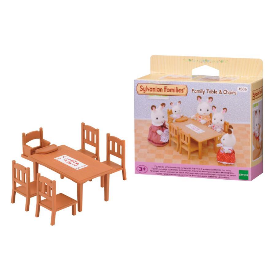Sylvanian Families® Möbelset Esstisch-Set