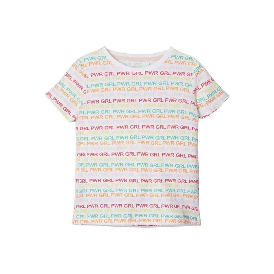 name it T-Shirt NMFHASTRIPE Spring Bud