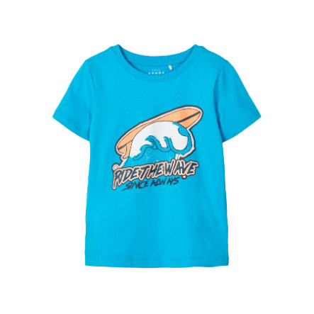 name it T-Shirt NMMVAGNO Hawaiian Ocean