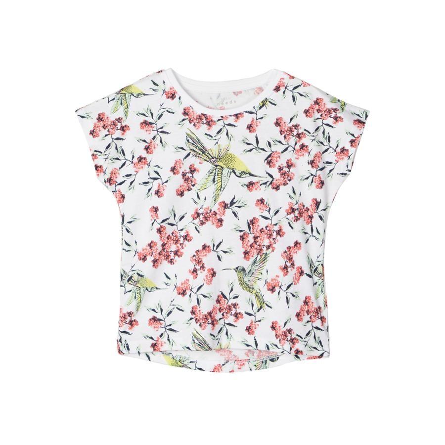 name it T-Shirt NMFVIGGA Bright White