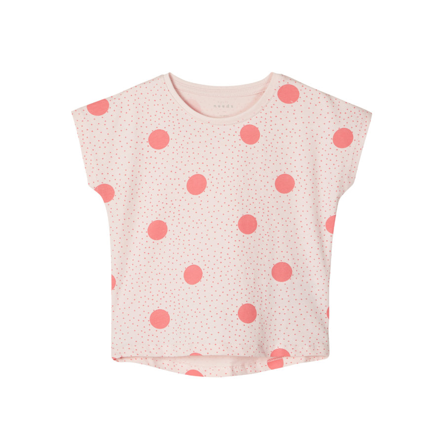 name it T-Shirt NMFVIGGA Calypso Coral