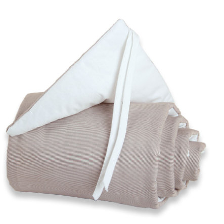 babybay Tour de lit Original, brun/blanc