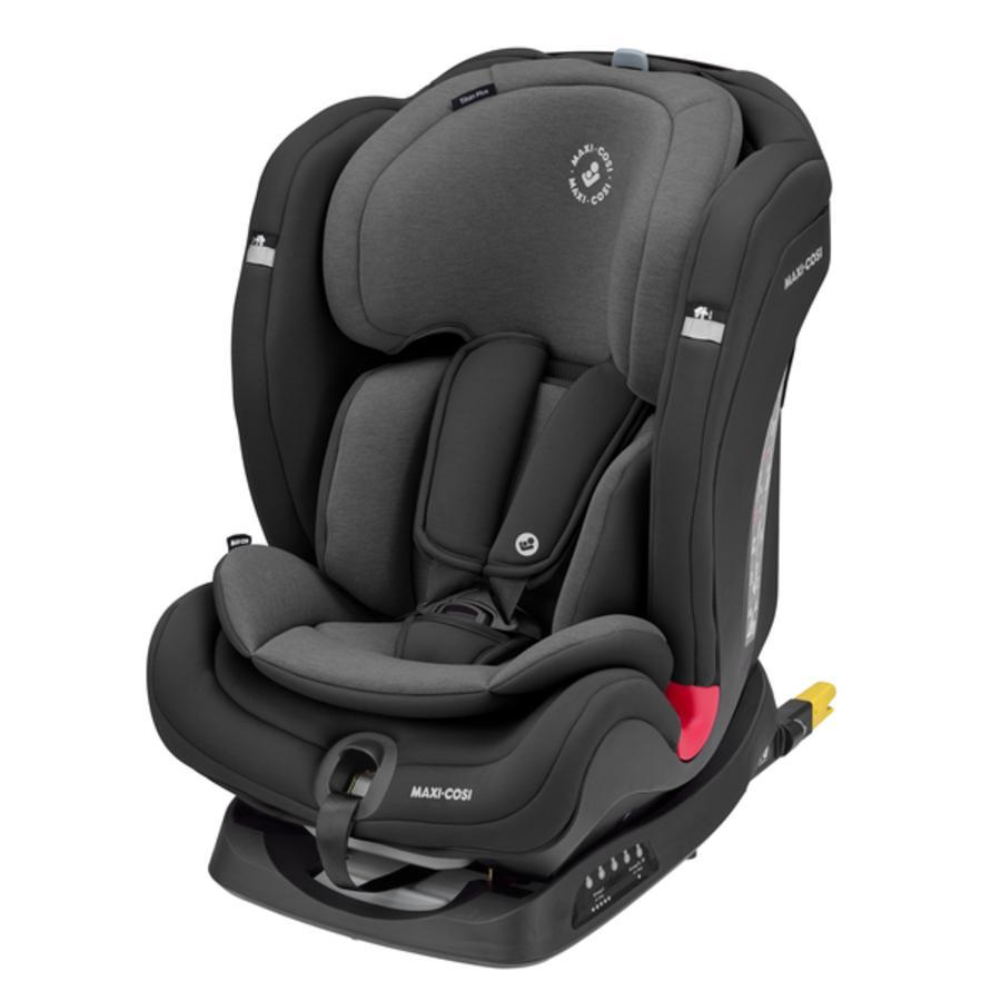 MAXI COSI Kindersitz Titan Plus Authentic Black