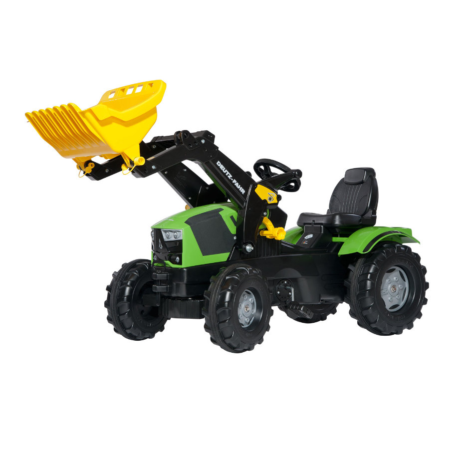 ROLLY TOYS Farmtrac Deutz-Fahr lader 5120