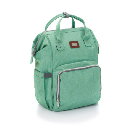 fillikid Wickelrucksack Paris Melange Mint