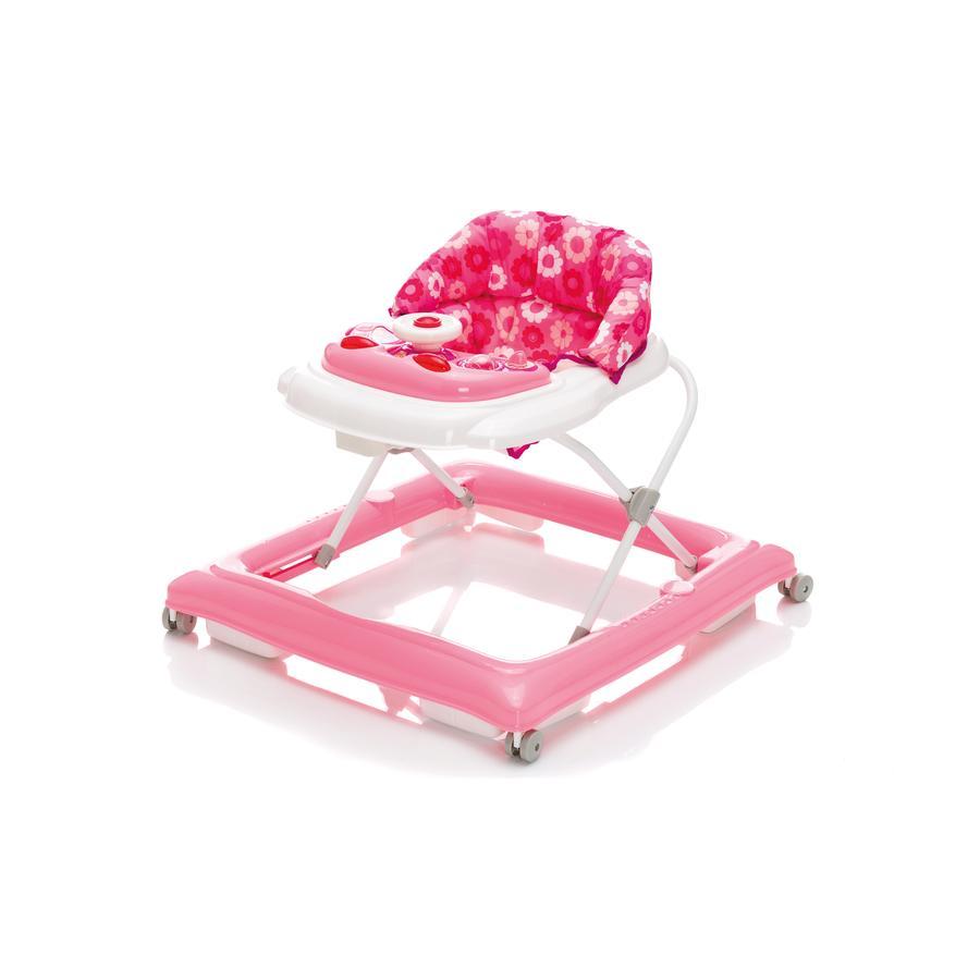 fillikid Baby walker pink
